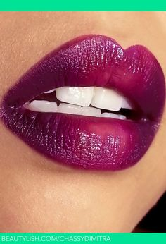 Deep Ombre Lips for Fall | Chassy D.'s (chassydimitra) Photo | Beautylish