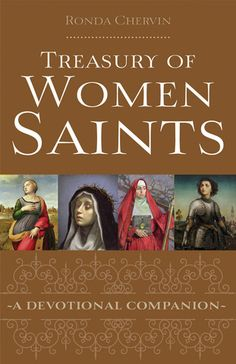 You will be fascinated and inspired by stories of more than 200 women saints. From mothers like Elizabeth of Hungary and prophetic saints like Hildegard of Bingen to mystics like Julian of Norwich, th