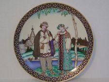 VILLEROY & BOCH THE RUSSIAN FAIRY TALES THE SNOW MAIDEN LEL SHEPHERD BOY PLATE