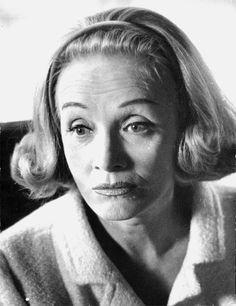 Marlene Dietrich during her Swedish visit 17.06.1964