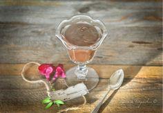Coconut Milk Chocolate Pudding
