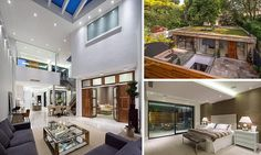 The 8ft-high £4.5m 'iceberg' home in one of London's poshest postcodes
