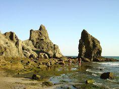 Rocha Negra - Praia da Luz