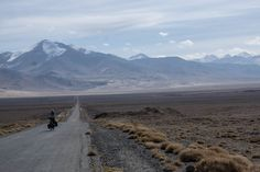 Cycling on the plateau