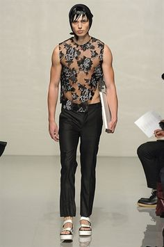J. W. Anderson My Style Ramblings.: London Collections: Men Day 3 Highlights