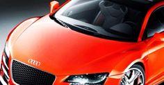 Audi automobile - good picture