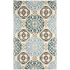 @Overstock - The deco rugs were made with museum inspired designs and handcrafted using the highest quality material available.http://www.overstock.com/Home-Garden/Handmade-Chatham-Treasures-Beige-New-Zealand-Wool-Rug-5-x-8/6539718/product.html?CID=214117 $239.99
