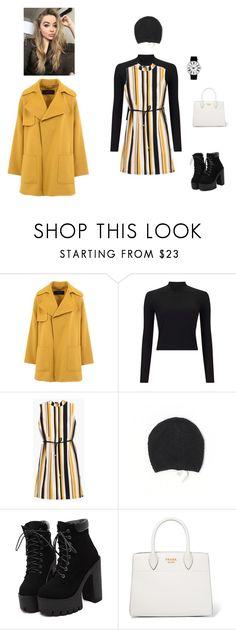 """Sabrina Carpenter Inspired"" by fashion-jess ❤ liked on Polyvore featuring Barbara Bui, Miss Selfridge, Chico's, Calvin Klein, Prada, Rosendahl, thumbs, sabrinacarpenter and EyesWideOpen"