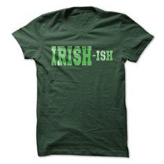 Irish-ish ~ Cute, lol.