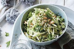 Magdalena Roze's broccoli slaw - Recipes - delicious.com.au