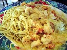 Red Lobster Restaurant Copycat Recipes: Lobster, Shrimp and Scallop Pasta