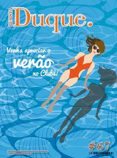 Revista Duque edição 67, 2015; 48 páginas, acabamento lombada quadrada (veículo de comunicação do Clube Duque de Caxias, Curitiba-PR)