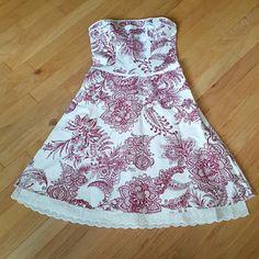 Strapless dress Worn once size 5 Speechless Dresses Strapless
