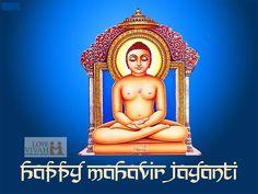 Happy #MahavirJayanti which is celebrated on the birth of Lord Mahavira of #Jains religion.