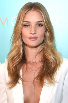 how to get hair like rosie huntington whiteley