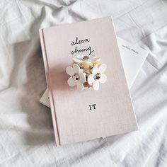 New book. x #AlexaChung #IT