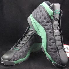 air jordan xiii ray allen away ebay 6 Air Jordan XIII Ray Allen Celtics Away  PE be8162898d