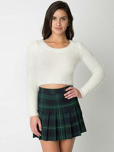 Plaid Tennis Skirt-Really want the madeline plaid print