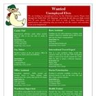 Lesson Plan: Christmas Creative Writing Activity Students as Unemployed Elves 6 Traits Writing Common Core Standards: 1,3,5In this fun Christmas...
