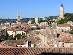 Draguignan and surroundings, French Riviera