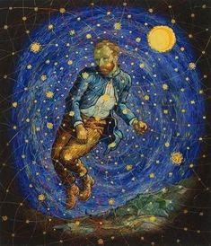 art, van gogh, and painting image Vincent Van Gogh, Van Gogh Drawings, Van Gogh Paintings, Kunst Inspo, Art Inspo, Van Gogh Tapete, Van Gogh Zeichnungen, Van Gogh Wallpaper, Citation Art