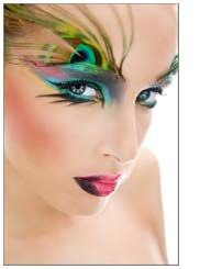 i need to find a reason to do this type of makeup for halloween...