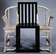 'King' Chair designed by Shao Fan, Beijing, China 1996 #chair #chinese