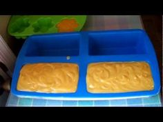 Cold Process - Coconut Milk & Carrot Soap Part 2
