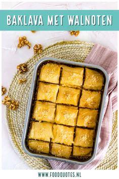 Turkish Recipes, Ethnic Recipes, Cornbread, Sweet Recipes, Good Food, Sweets, Baking, Snacks, Desserts