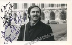 Lopez Cobos, Jesus - Signed Photo