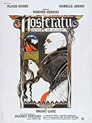 Nosferatu French Grande film poster for the Isabelle Adjani, Dracula, Stickers Islam, Get Carter, Werner Herzog, Phantom, March 1st, View Image, Reading Lists