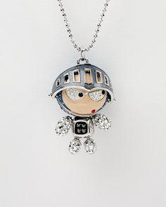 63% OFF Swarovski Eliot Crystal 34in Pendant # #Women #JewelryWatches #Pendants