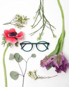 This style Dani isn't only green on the outside. It's made out of the special green material naturalPX. Glasses Frames, Eye Glasses, Stylish Glasses For Women, Optical Glasses, Optical Frames, Green Materials, Commercial Photography, Still Life Photography, Eyewear