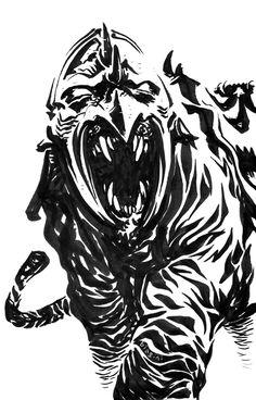 MOTU - Battlecat by francesco-biagini.deviantart.com on @deviantART