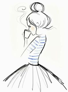 drawings simple sketches anyone girly drawing sweet