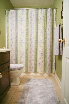 Guest Bath: paint color  Sherwin Williams Ryegrass