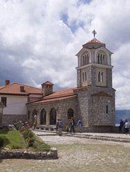 Iglesia de San Naum, Ohrid