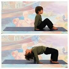 Crab Yoga For Kids, 4 Kids, Children, Used Books, Love People, Mindfulness, Teen, Classroom, Poses