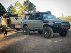 Save by Hermie Toyota Trd Pro, Toyota 4runner Trd, Toyota Girl, Tactical Truck, Overland Truck, Airstream Campers, 4 Runner, Chevrolet Blazer, Rolls Royce
