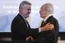 Sinduscon-DF encerra comemorações dos 50 anos - http://noticiasembrasilia.com.br/noticias-distrito-federal-cidade-brasilia/2015/03/19/sinduscon-df-encerra-comemoracoes-dos-50-anos/