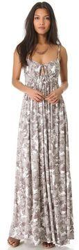Rachel pally Preetma Maxi Dress This Rachel Pally maxi dress features a lined bust and an empire waist.