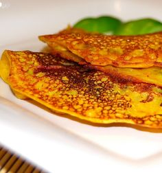 Eggless Vegetable Omelet (Besan Chilla) | Holy Cow! Vegan Recipes|Eggless Recipes|Dairy-free Recipes|Indian Recipes