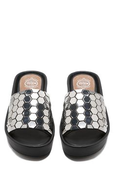 Jeffrey Campbell Shoes ZORBA-ST Sandals in Black