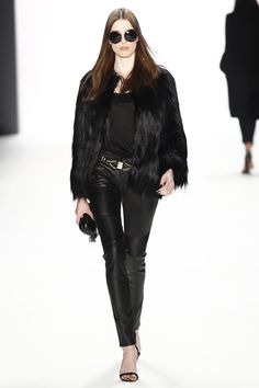 Dimitri, Look #3.  ~ Everything -EXCEPT FOR the COAT, IF IT'S REALFUR (-BEAUTIFUL, IF FAUX, THO...?!)!!!