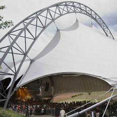 nTelos Wireless Pavilion - C'ville's premier outdoor venue for live performance.