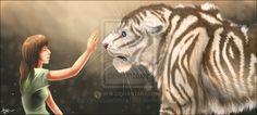 Tiger's Curse by *Vyntresser on deviantART