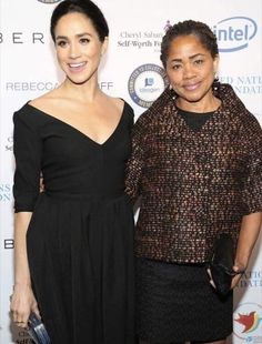 Meghan Markle's mother has arrived! Doria Ragland flew to London to help her daughter prepare for her upcoming wedding to Prince Harry, Us Weekly confirms. Prince Charles Et Camilla, Prince Harry Et Meghan, Princess Meghan, Prince And Princess, Harry And Meghan, Princess Diana, Prince Henry, Prince William, Meghan Markle Sister