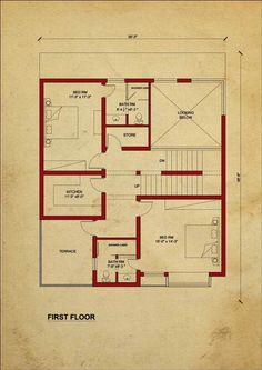 Nice House Floor Plan. Construction Tip Construction Cost ...