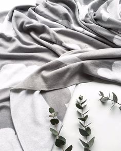 Sometimes #clouds can be very #cute! #homefashion #textile #bedthrow