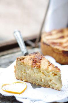 How to make my Nonna's recipe for pastiera napoletana, a traditional Italian Easter ricotta pie.